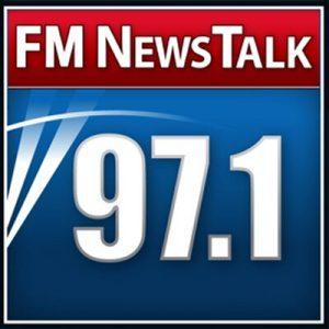 Crane Durham on FM NewsTalk 97.1